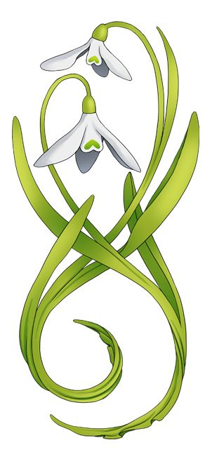 Snowdrop clipart dead flower Result Search Pinterest Tattoo? Image