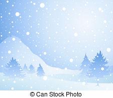 Snowfall clipart Free  Snowfall Snowing and