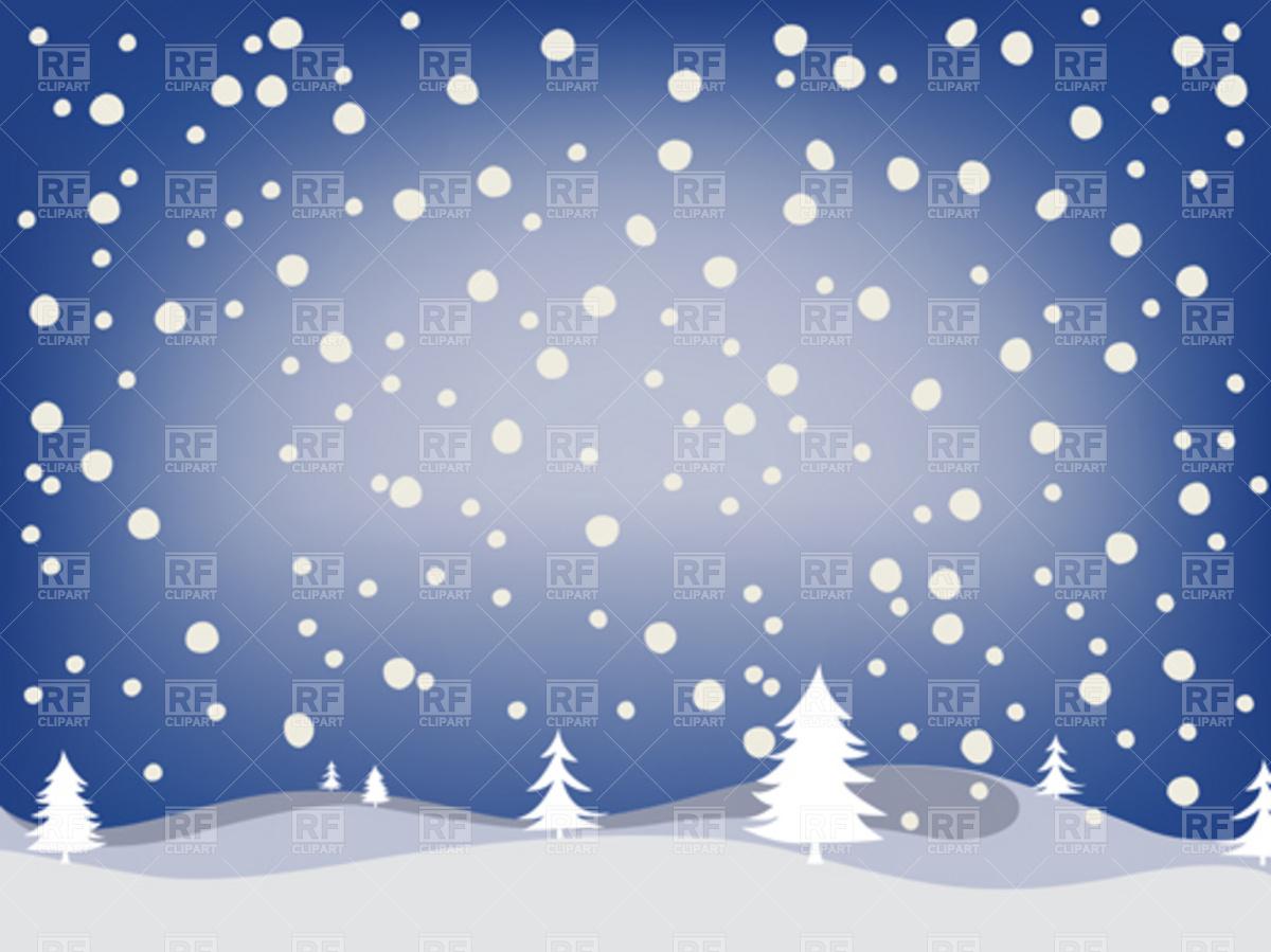 Snowfall clipart Clip Snowfall Snowfall Clipart Clip