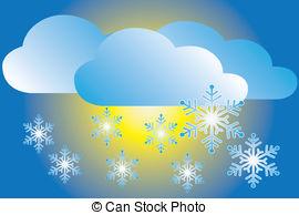 Snowfall clipart Clipart 30 icon  royalty