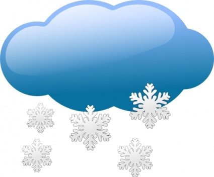 Season clipart snow ice #12