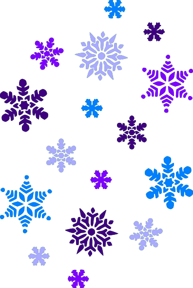 Moving clipart snowflake Royalty  online Christmas Clip