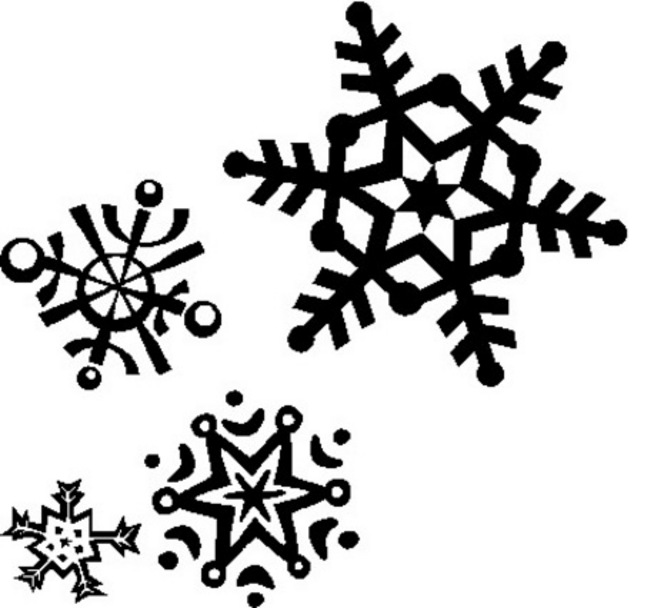 Snowflake clipart Clipart Snowflake