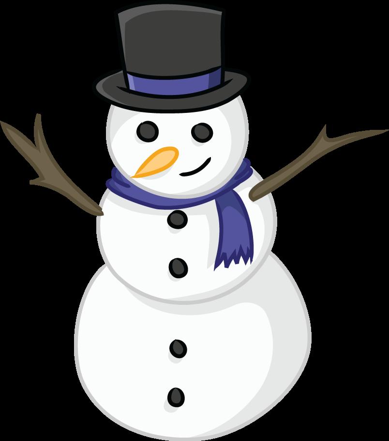 Snowman clipart Clip Snowman 4 compdclipart Snowman