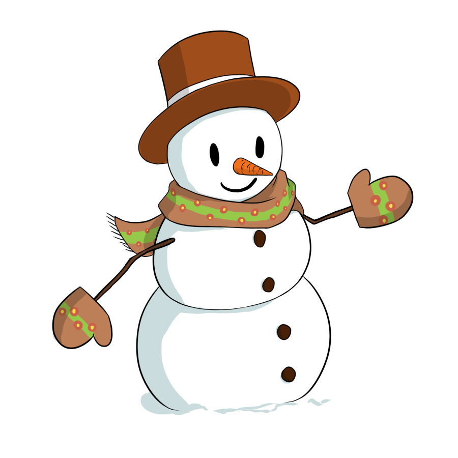 Snowman clipart Clipartion com To Free Amp