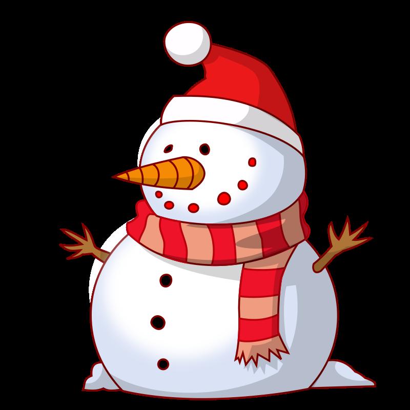 Owl clipart snowman Clip Snowman To Snowman Art