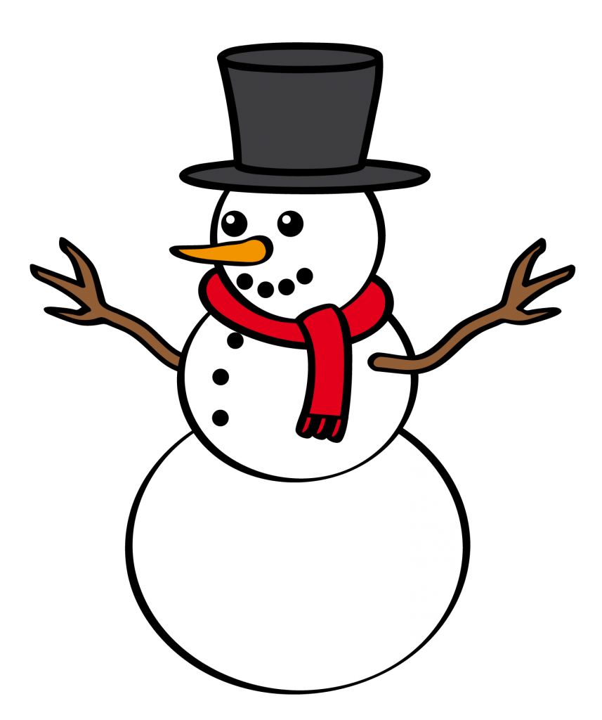 Snowman clipart drinking coffee Snowman com Free clipart Cliparting