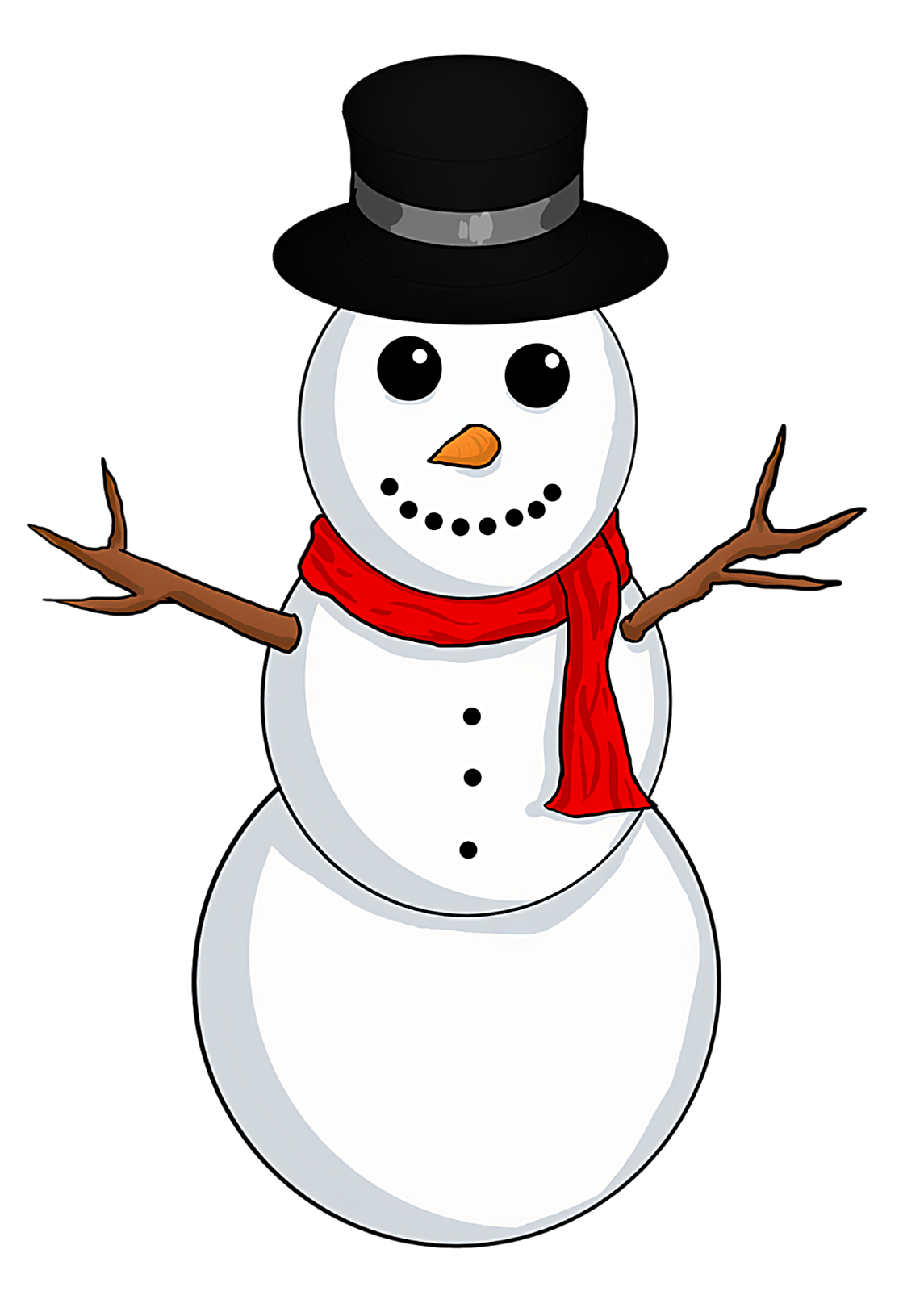 Snowman clipart Clipart Snowman Snowman clipart Cliparting