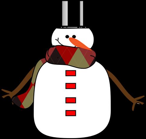 Snowman clipart basic Images com art clip compdclipart