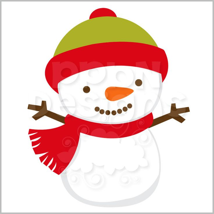 Snowman clipart basic 134 images on Members) best