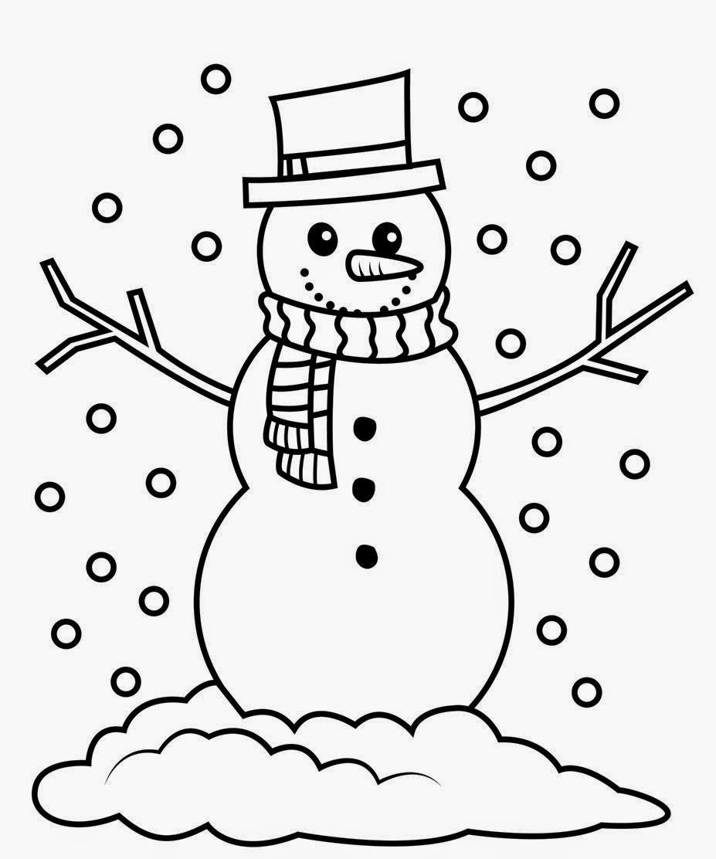 Snowman clipart black and white Snowman navishta snowman special 42