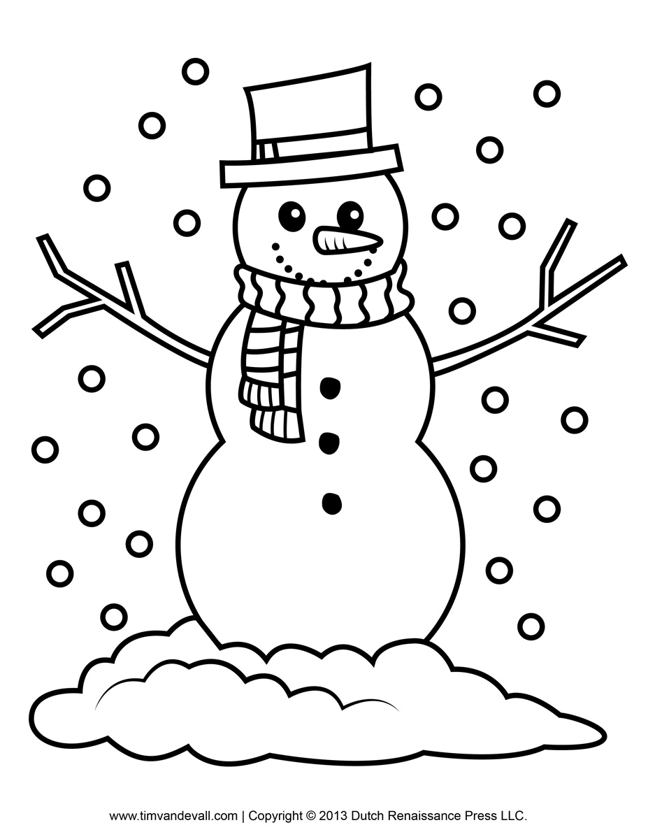 Snowman clipart black and white Snowman and white clipart cliparts