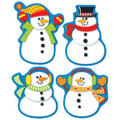 Snowman clipart border Borders Art Art Teacher Clipartion