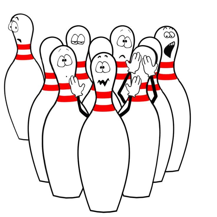 Snowman clipart bowling Bowling Clipart Pinterest 86 on