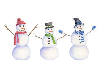 Snowman clipart bowling Snowman clipart 3 Snowman Painted