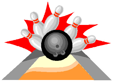 Snowman clipart bowling Of #7656 Bowling image Pictures
