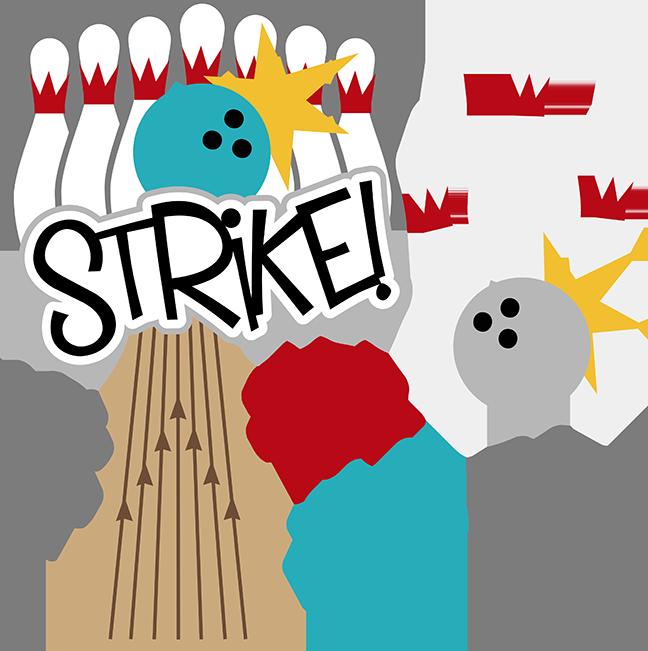Snowman clipart bowling  Clip bowling Free Clip