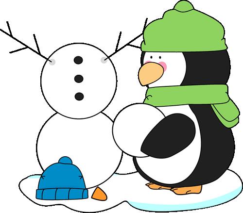 Snowman clipart building a Building Clip Snowman a Image