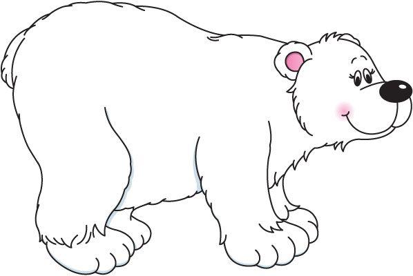 Bear clipart carson dellosa Bear and dellosa clip bear