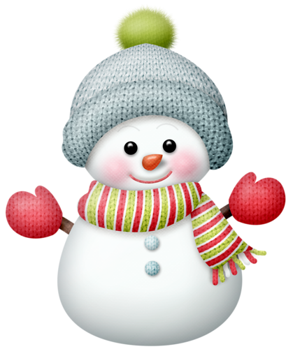 Snowman clipart christmas snowman  Clip lliella_ChillyMilly and art