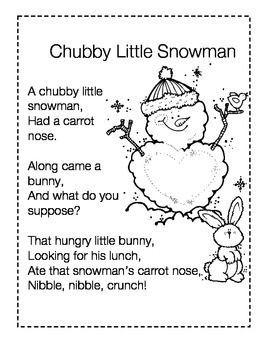 Snowman clipart chubby Little that Pinterest Snowman ideas
