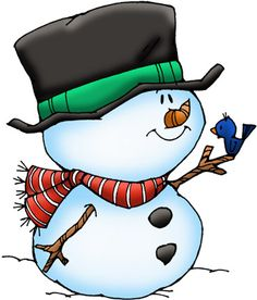 Snowman clipart chubby Png; Clip Snowman Pike on