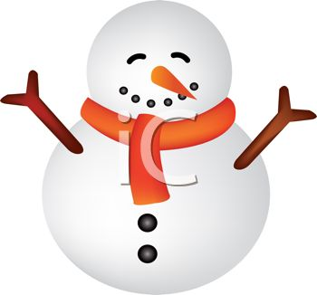 Snowman clipart chubby Little Clipart cps Art Mvx51c