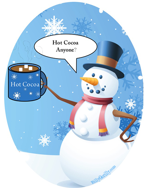Winter clipart hot cocoa Photos Crafthubs — Pics Chocolate