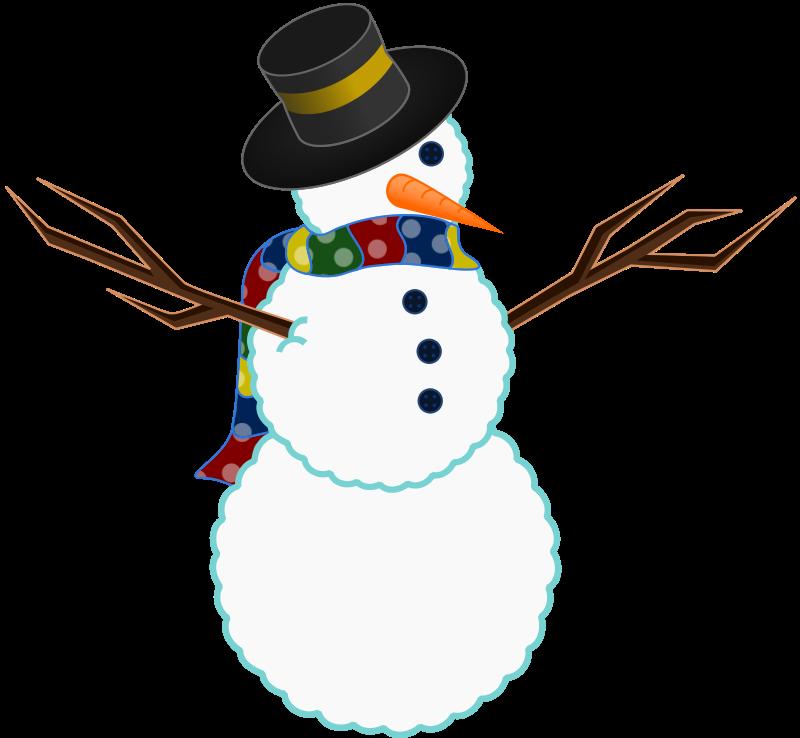 Snowman clipart december Png ManovskiMusic December image 2015