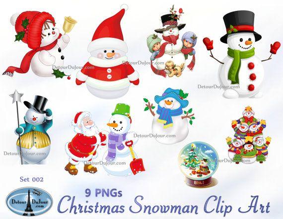 Snowman clipart filigree 31 Art Clipart by Christmas