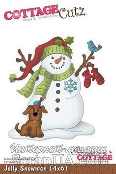 Snowman clipart filigree The Snowman ScrapUA com world's