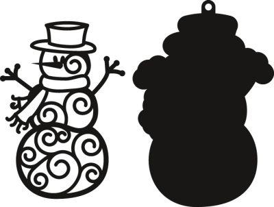 Snowman clipart filigree Pinterest Filigree Snowman and (Tanja)