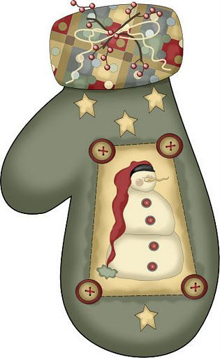 Snowman clipart folk art Primitive Clipart images on 63