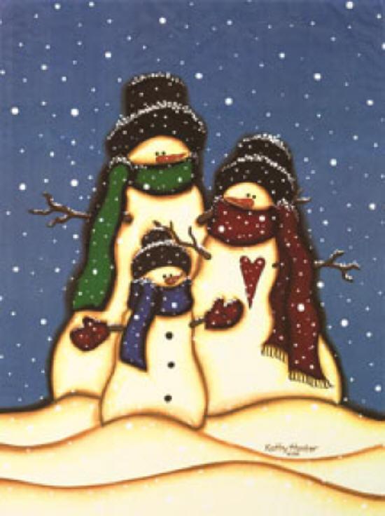 Snowman clipart folk art Snowman snowman Free (65+) paintings