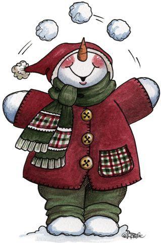 Snowman clipart folk art Images Folk Folk about this
