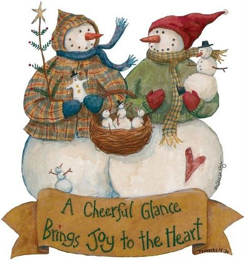 Snowman clipart folk art Best about ~**COUNTRY images this