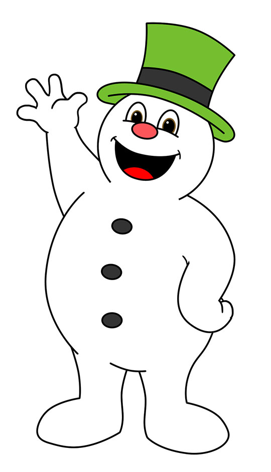 Hat clipart frosty the snowman Snowman Snowman the Lesson Frosty