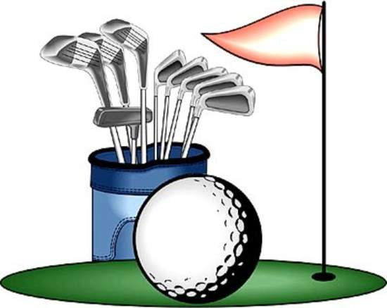 Snowman clipart golfing And golf microsoft images animations