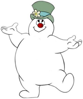 Snowman clipart happy  25+ Snowman only Best