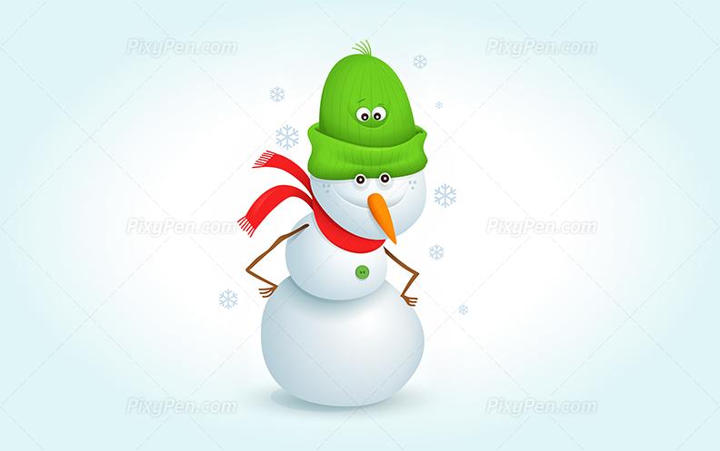 Snowman clipart happy Happy Happy Snowman snowman Clipart