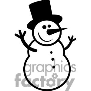 Snowman clipart happy Free clipart Free Clipart Images