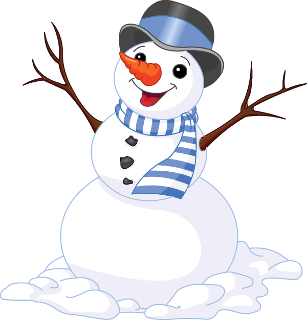 Snowman clipart happy  best images on 59
