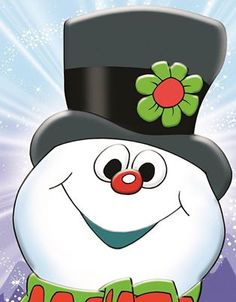 Hat clipart frosty the snowman The happy Frosty  clipart