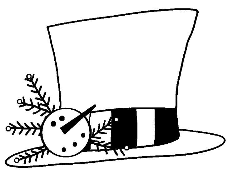 Snowman clipart hat Images Find best on Snowman