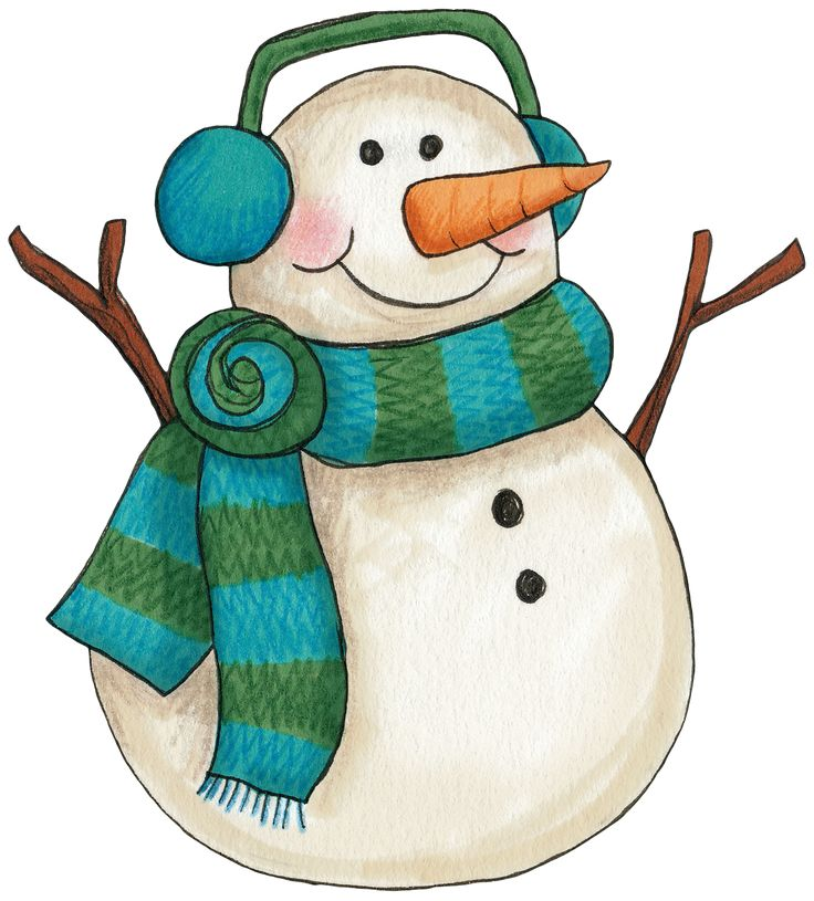 Snowman clipart hawaiian ClipartWinter MAS  images Y