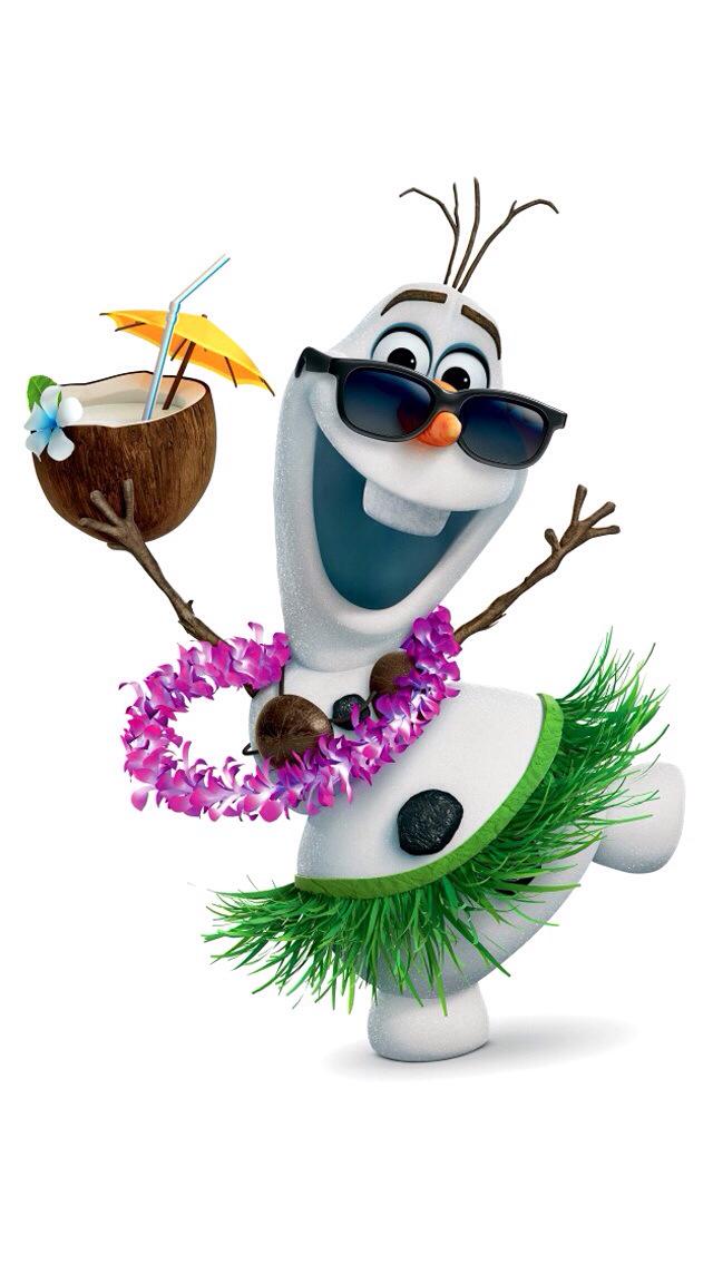 Snowman clipart hawaiian Olaf Try go Hawaii Stuff