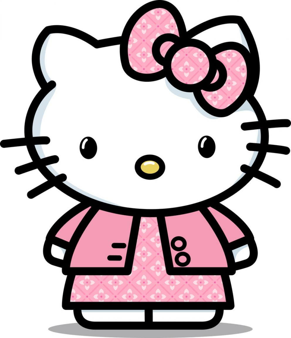 Zebra clipart hello kitty Clip kitty image kitty Hello