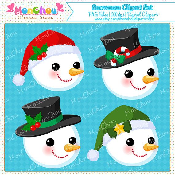 Snowman clipart high resolution On For Best 25+ Snowman