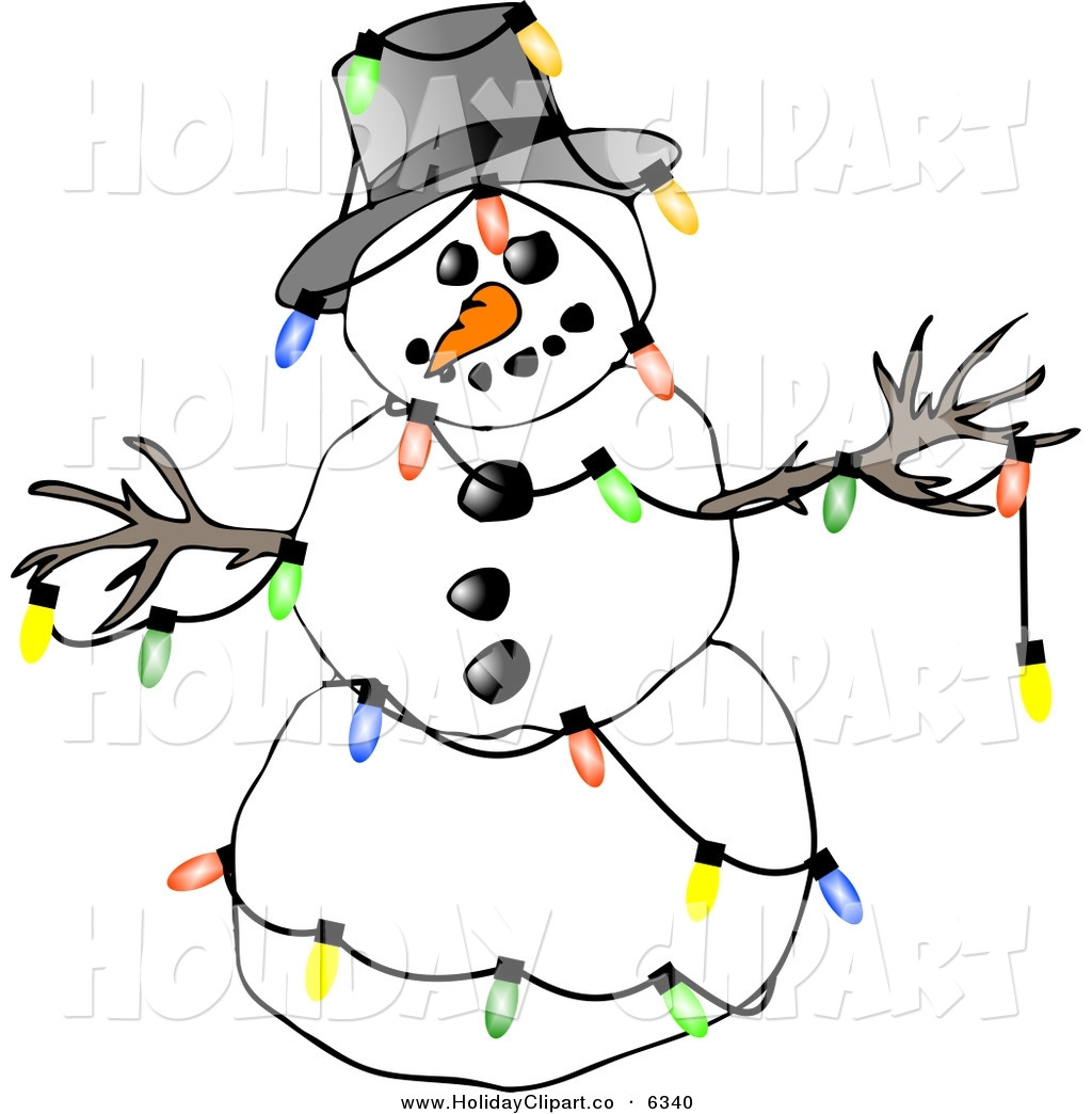 Snowman clipart holiday Art Free clipart Art Royality