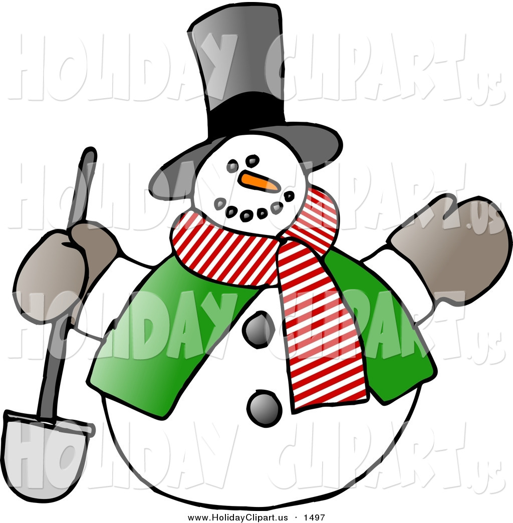 Snowman clipart holiday Clipart Snowman Clipart Frosty Top